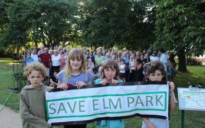 Save Elm Park Update
