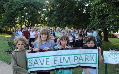 Save Elm Park Update