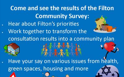 Filton Community Plan Event