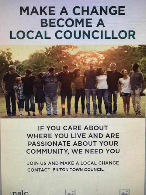 Make A Change, Become A Local Councillor